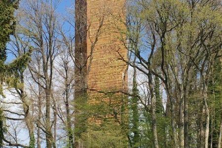 Napoleonturm zu Hohenrain