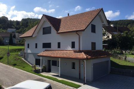 Neubau EFH in Mannenbach