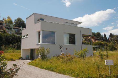 Neubau EFH in Ermatingen