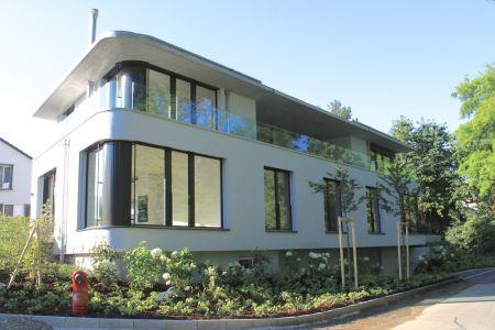 Neubau 3-Familienhaus