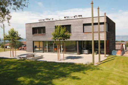 Neubau EFH in Scherzingen